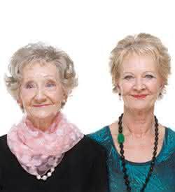 Caroline and Rosemary Makeover