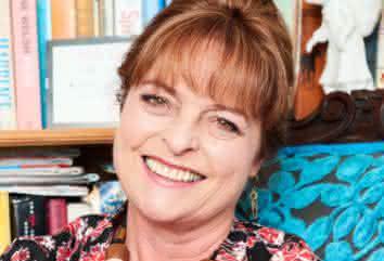 Janet Ellis - Our Seventh Ambassador