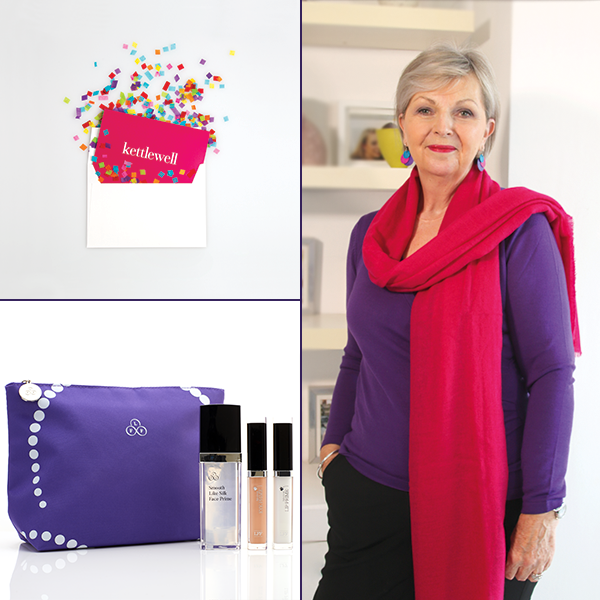 Kettlewell Colours and Look Fabulous Forever Competition Prizes