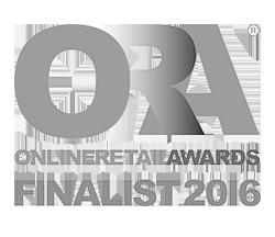 Online Retail Awards Finalist 2016