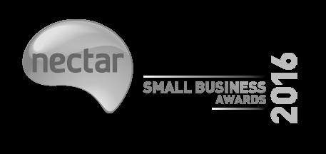 Nectar Small Business Awards Winner 2016